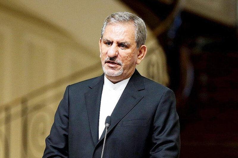 پاسخ جهانگیری به علت کنار نرفتنش از دولت روحانی /مردم باید احساس کنند نامزدشان در میان کاندیداها وجود دارد