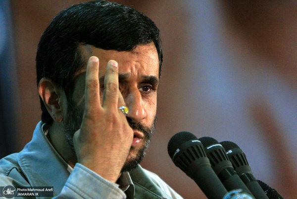 رد صلاحیت احمدی نژاد قطعی است؟!