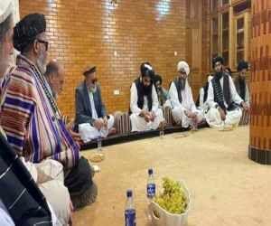 مقامات طالبان با فرماندهان محلی پنجشیر دیدار کردند