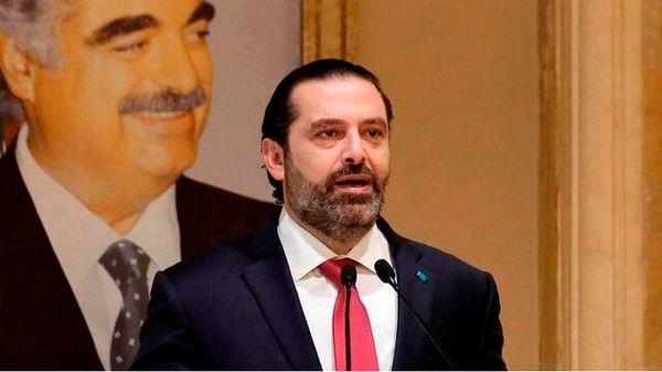 امیدواری سعد حریری نسبت به حل بحران لبنان