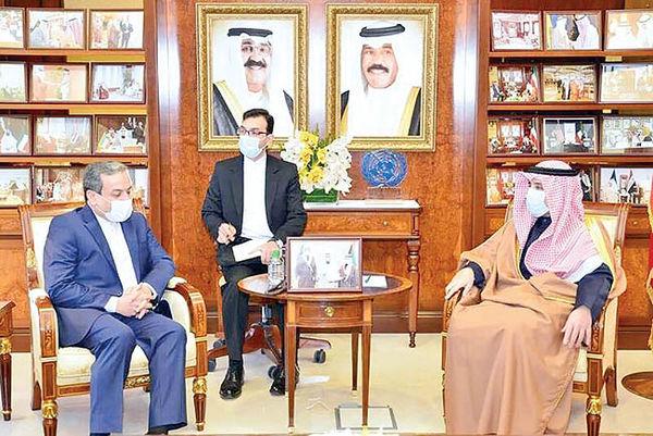 آمادگی کویت برای میانجیگری میان تهران و ریاض