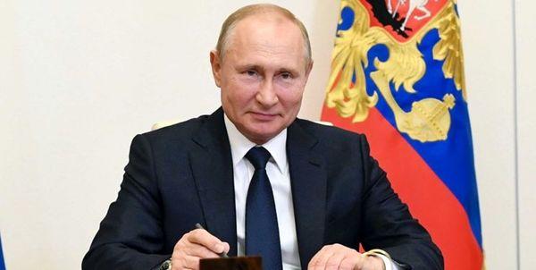 امضای پوتین بر مجموعهای از قوانین جدید روسیه