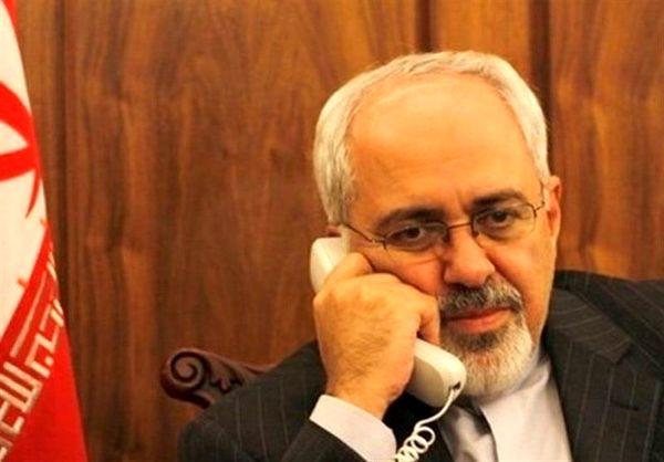همدردی ظریف با دولت و ملت ترکیه در پی وقوع زلزله
