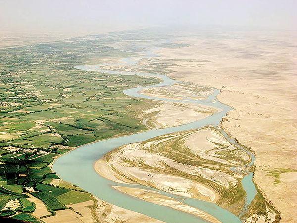 هیرمند؛ رودخانه تمدنساز