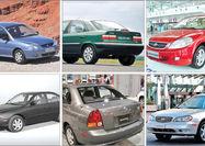 خودروهایی که از تولید بازماندند