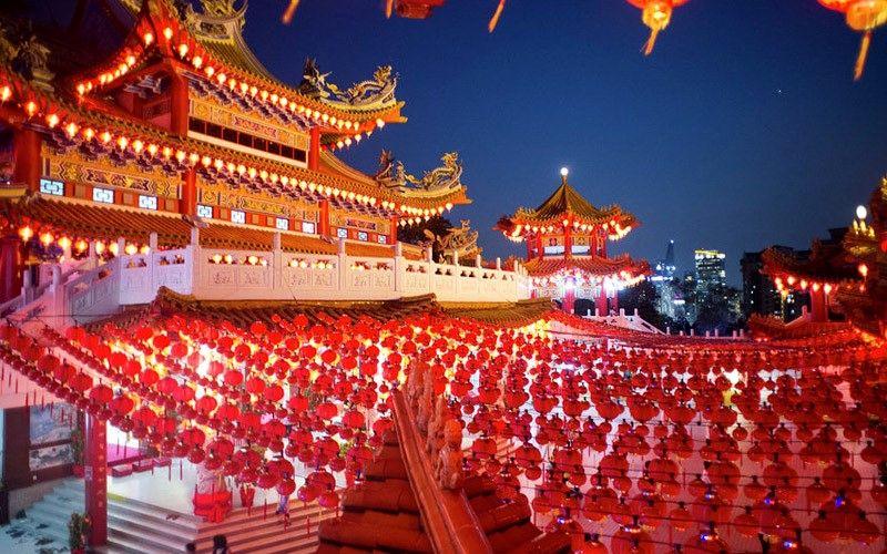 بهمن امسال، سال نو چینی ها را در چین جشن بگیرید!
