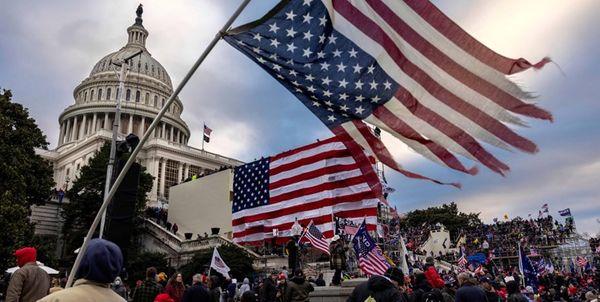 علت جدایی دهها افسر از پلیس کنگره آمریکا بعد از شورش هواداران ترامپ
