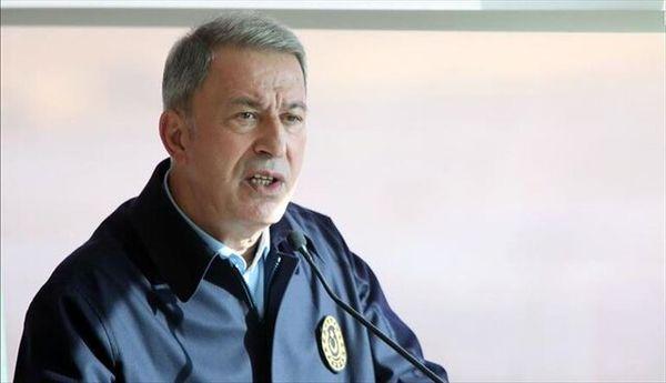 وزیر دفاع ترکیه: تحریمهای آمریکا اعتماد در ناتو را تضعیف میکند
