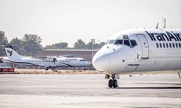 تحویل 5 هواپیما یک روز قبل از تحریم