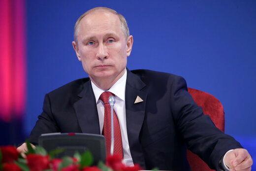 انتقاد پوتین از مواضع ترکیه در مناقشه قره باغ