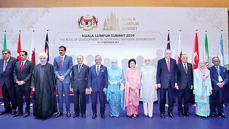 خشم روزنامههای سعودی از اجلاس مالزی