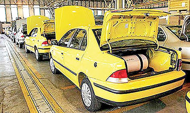 تبدیل رایگان خودروهای عمومی به گازسوز از دو هفته دیگر