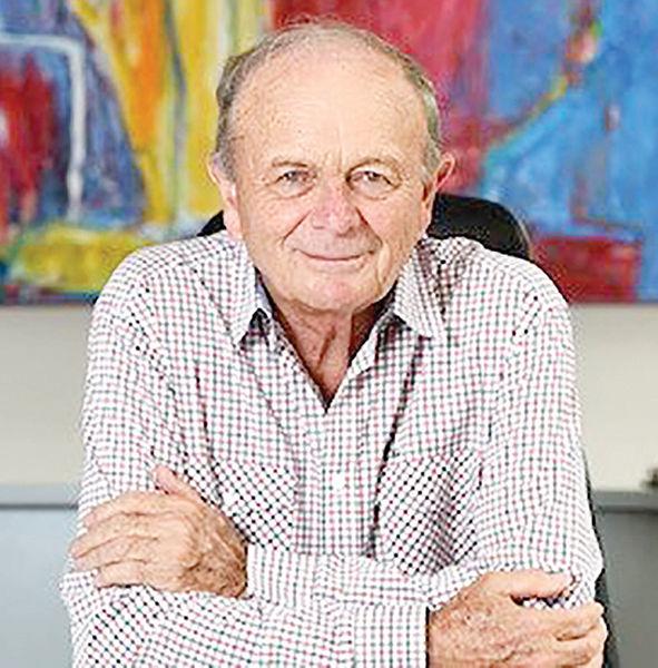گری هاروی، کارآفرین استرالیایی