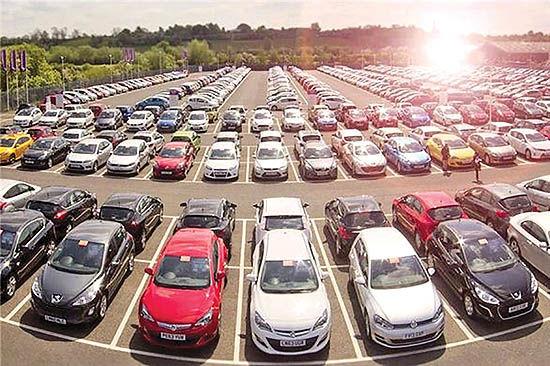 فروش جهانی خودرو افت کرد