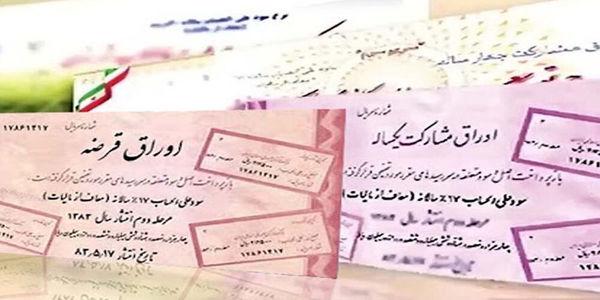 منحنی نرخ بازدهی در25 خرداد 1400 منتشر شد