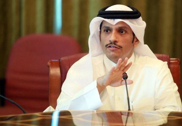 اظهارات وزیر خارجه قطر درباره ایران