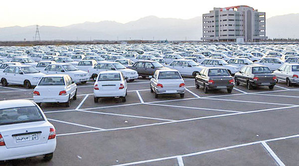 بازار خودرو در دست انداز قیمت