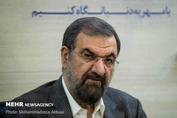 واکنش محسن رضایی به بسته تحریمی جدید کنگره آمریکا