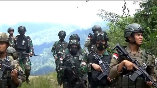 یک تندروی مرتبط با داعش در اندونزی کشته شد