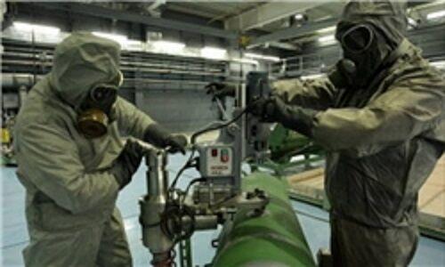 هشدار کرملین به آمریکا نسبت به زرادخانه شیمیایی این کشور