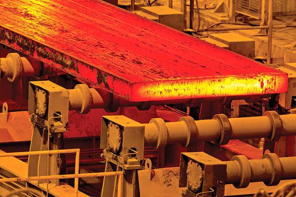 تحقق 120درصدی برنامه فروش فولاد هرمزگان