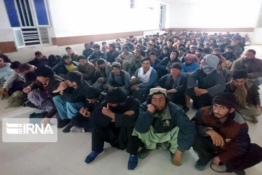 توضیحات پلیس درباره بازداشت اتباع افغانستان مقابل سفارت آن کشور