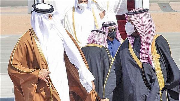 دو برداشت از آشتی عربستان و قطر