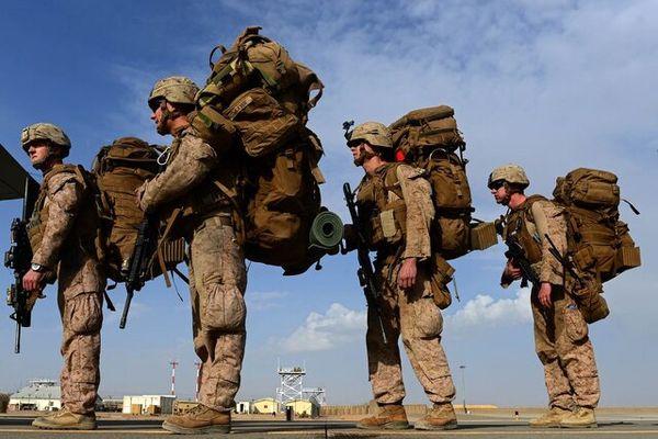 خروج یگان های آمریکایی از پایگاههای عراق