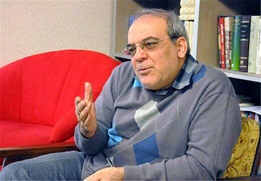 واکنش عباس عبدی به مخدوش کردن نام خیابان استاد شجریان