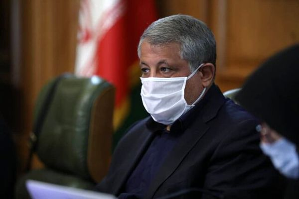 هشدار جدی رییس شورای شهر تهران درباره تعداد بالای فوتیهای کرونا در پایتخت