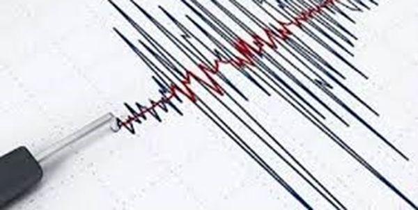 زلزله 4 ریشتری در «رابر» کرمان