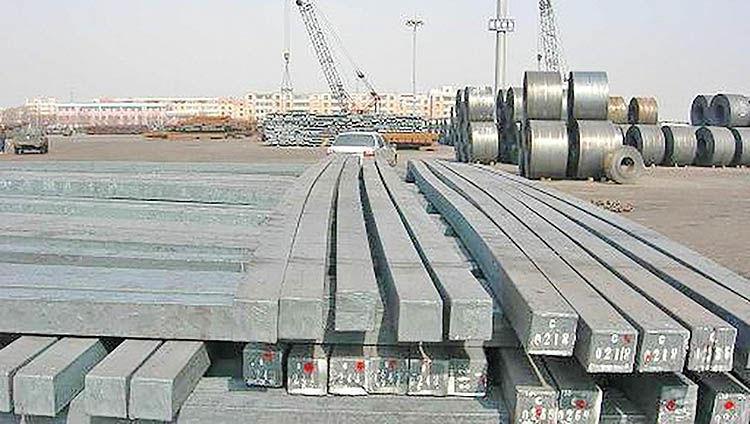 کاهش 25 درصدی صادرات فولاد