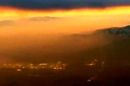 هوای تهران برای همه افراد آلوده است