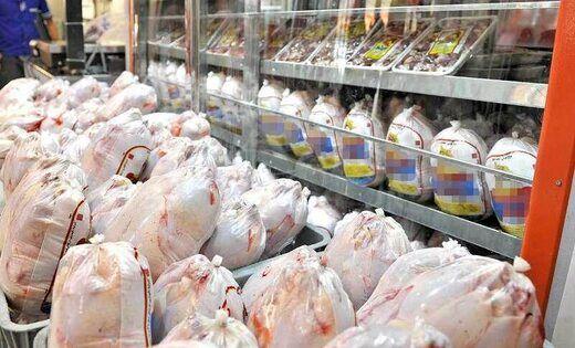 قیمت مرغ به کیلویی ۲۰ هزار تومان رسید