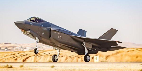 آمریکا موقتاً فروش اف-۳۵ به امارات را متوقف کرد