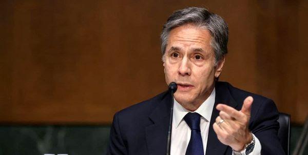 بلینکن: ایران تصمیم مهمی برای بازگشت به توافق هستهای نگرفته است