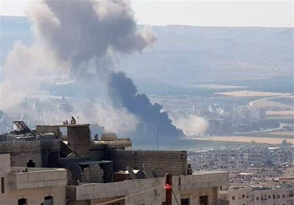 انفجار یک خودروی بمب گذاری شده در شمال سوریه