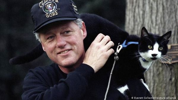 حیواناتی که روسای جمهور آمریکا با خود به کاخ سفید بردند+عکس