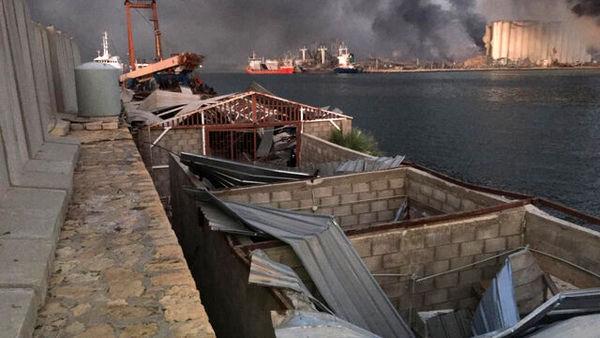 قاضی پرونده انفجار بیروت برکنار شد