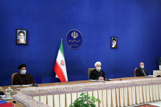 روحانی: جمهوری اسلامی ایران هیچگاه به دنبال توسعهطلبی و مسابقه تسلیحاتی نبوده است