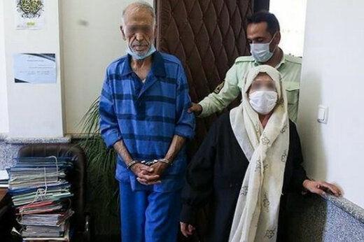 خبر جدید پزشکی قانونی: اکبر خرمدین اختلال روانپزشکی دارد، همسرش کندذهن است
