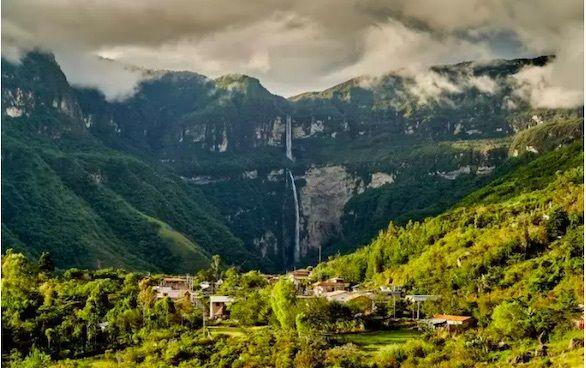 آبشار کاتاراتاس لاس ترس هرماناس