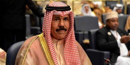 پیام امیر کویت به شاه سعودی و امیر قطر