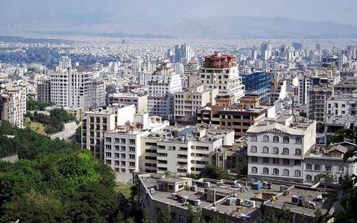 آپارتمان های ۵۵ تا ۷۵ متری در تهران چند؟+ جدول