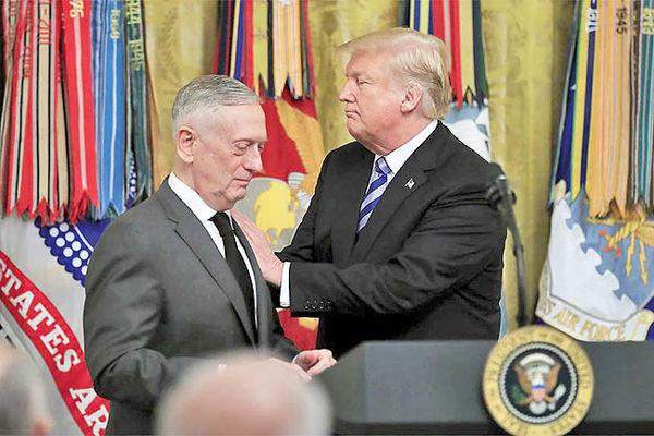 روز انتقام در کاخ سفید