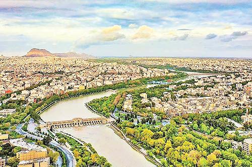 سیاست گردشگری اصفهان برای عید