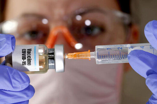 واکنش آلرژیک یکی از داوطلبان واکسن مدرنا