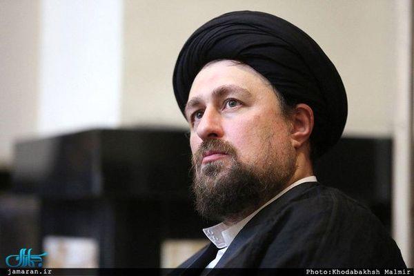 تسلیت سیدحسن خمینی در پی درگذشت آیت الله مصباح یزدی