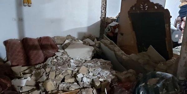 انفجار منزل مسکونی در بجنورد