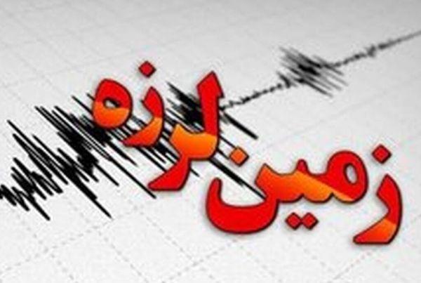 زلزله در خراسان شمالی